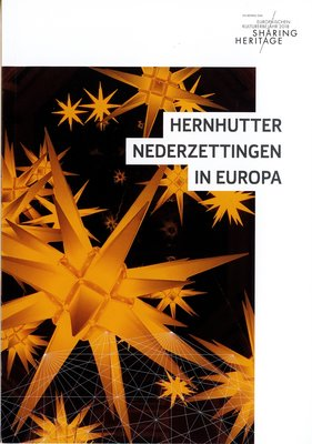 * GRATIS * Hernhutter Nederzettingen in Europa * GRATIS *