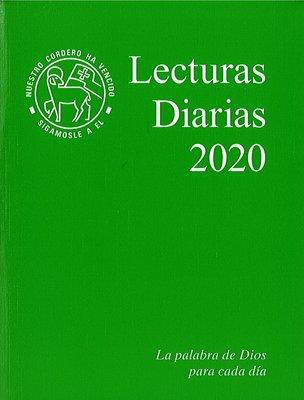 Lecturas Diarias 2020 (Spaans)