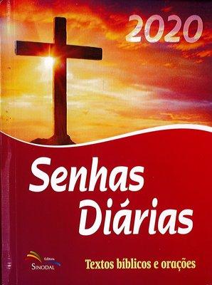 Senhas Diárias 2020 (Portugees)