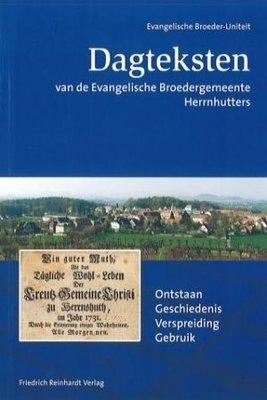 Geschiedenis van de Dagteksten van de Evangelische Broedergemeente