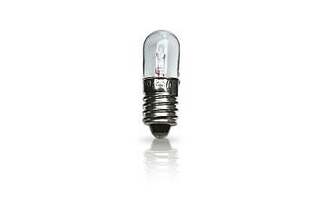 Lampje 6,3V voor plastic ster 13 cm