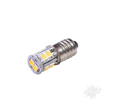 LED Lampje 6,3V voor plastic ster 13 cm
