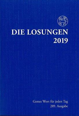 Die Losungen 2019 (Duits)