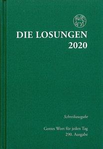 Die Losungen 2020 (schrijfuitgave, Duits)