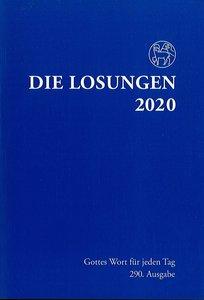 Die Losungen 2020 (Duits)