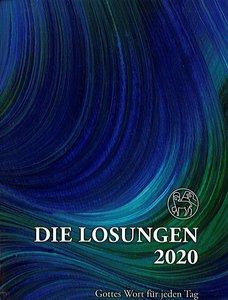 Die Losungen 2020 (Duits) geschenkuitgave