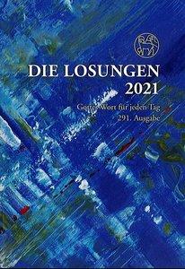 Die Losungen 2021 (Duits) geschenkuitgave