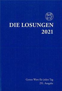 Die Losungen 2021 (Duits)