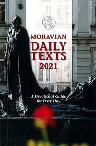 Daily Texts 2021 (Engels)